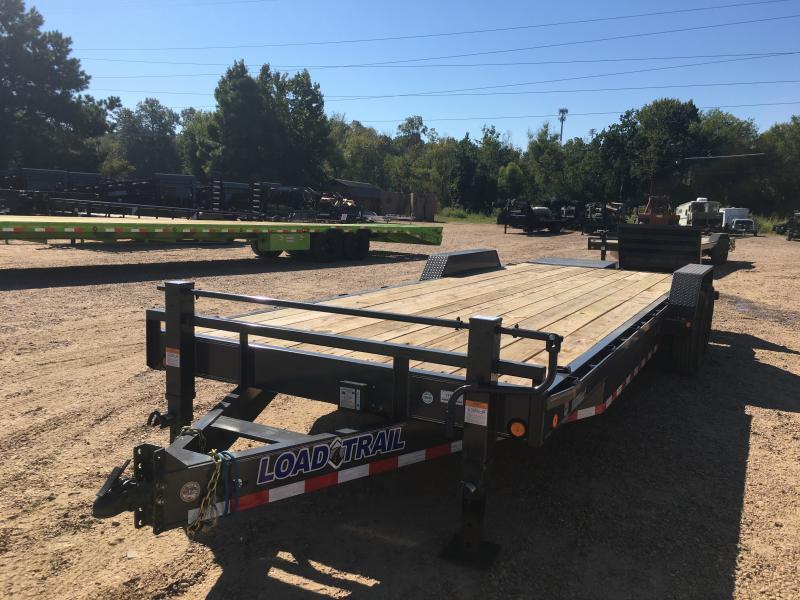 """2019 Load Trail 83"""" x 24' Car/Equip. Trailer 14k GVWR"""