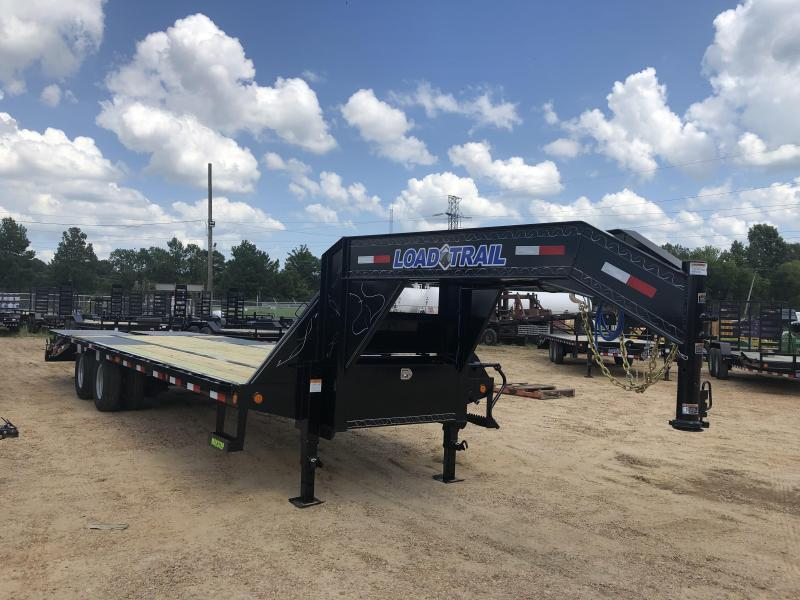 "2019 Load Trail 102"" x 28' Low-Pro Gooseneck 22k GVWR"