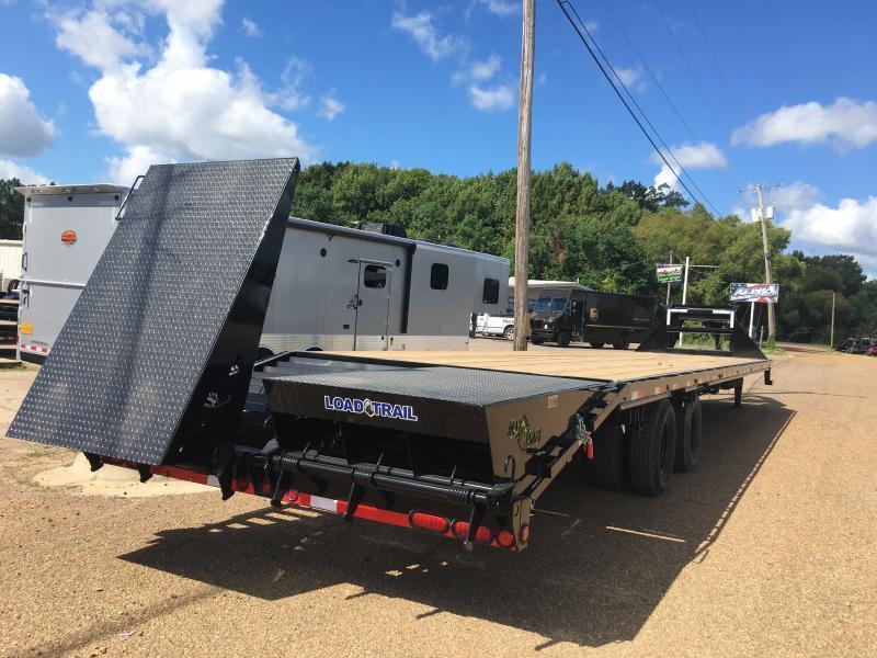 "2019 Load Trail 102"" x 40' Hotshot Freight GN 24k GVWR"