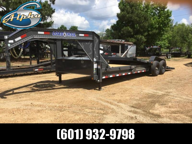 "2019 Load Trail 83"" x 24' GN Tilt Deck 14k GVWR in Philipp, MS"