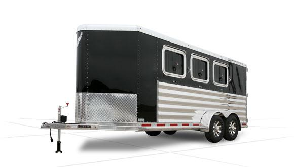 2018 Featherlite 9409 Horse Trailer