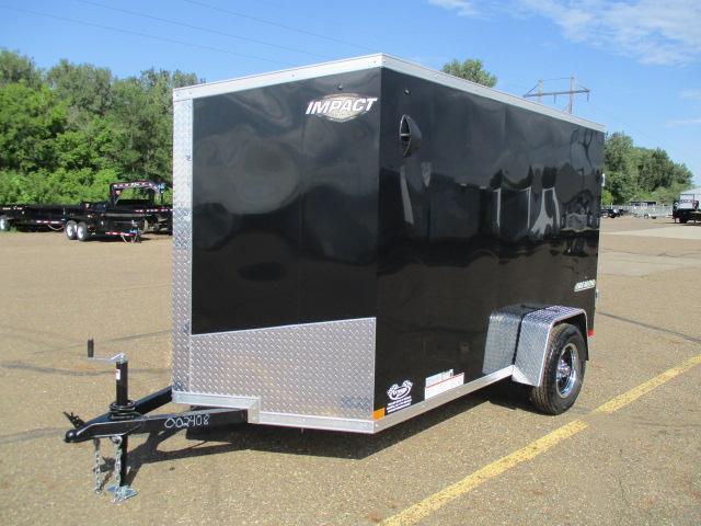 2020 Impact Trailers ISCBA6.0X10SI2FF Enclosed Cargo Trailer