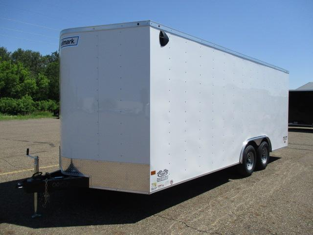 2019 Haulmark PP8520T3-D Enclosed Cargo Trailer