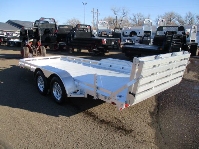 2020 Aluma 7816 BT Tandem Axle Utility