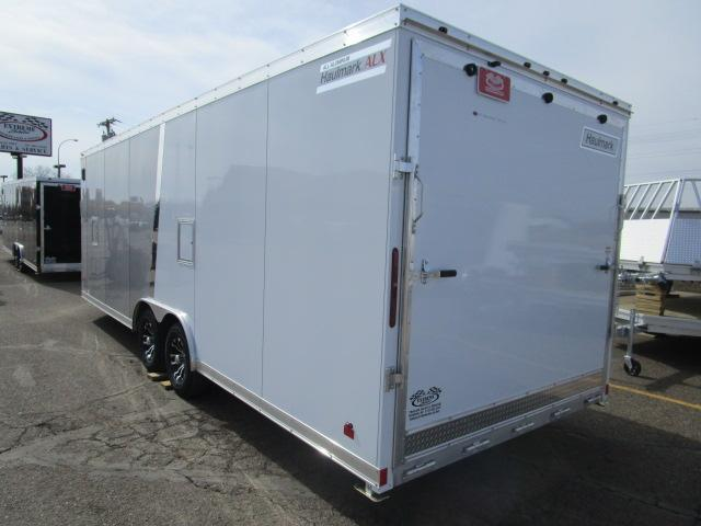 2018 Haulmark HASA85X24WT3 All Sport Car Hauler/Snowmobile Trailer