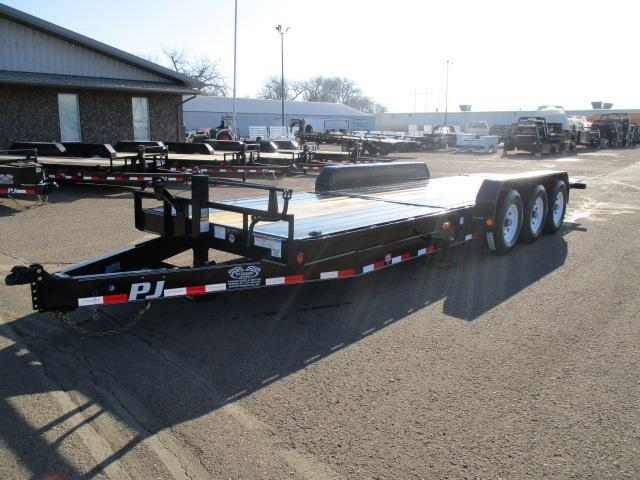 "2020 PJ Trailers 24' x 8"" Channel Tilt Trailer"