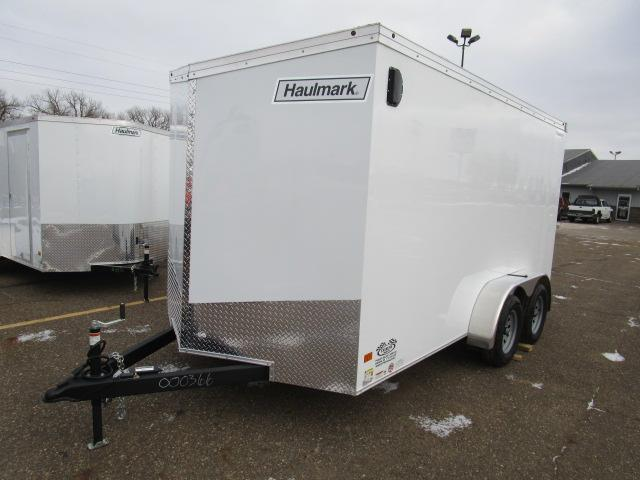 2019 Haulmark TSV714T2 Enclosed Cargo Trailer
