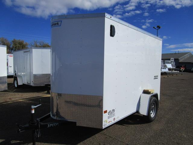 2019 Haulmark PPT6X10DS2 Enclosed Cargo Trailer