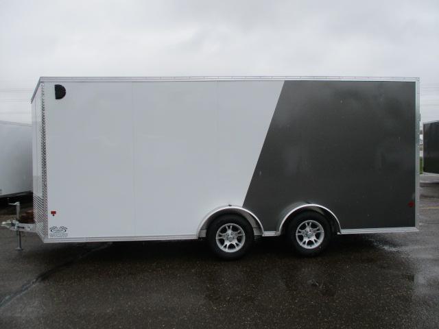 2019 EZ Hauler EZEC7.5X18 Enclosed Cargo Trailer