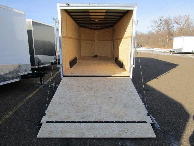 2019 Formula Trailers FSCAB7.5X18TE2FF Enclosed Cargo Trailer