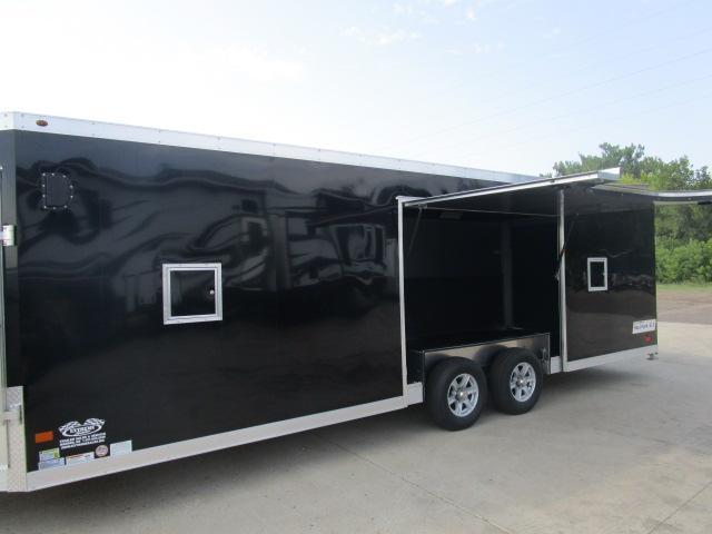 2017 Haulmark HASA85X24WT3 All Sport Car Hauler/Snowmobile Trailer