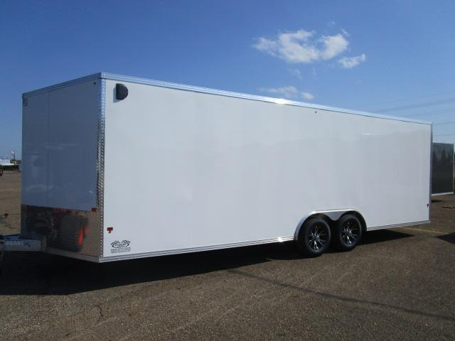 2018 EZ Hauler EZEC8X24CH-IF Enclosed Trailer S009254