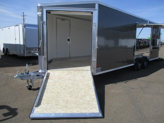 2019 Mission MCH8.5x24-AS All Sport Trailer Car Hauler/Snow Combo in Ashburn, VA