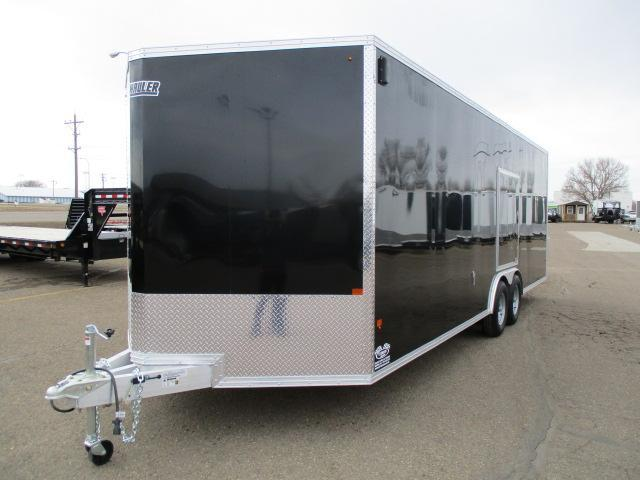 2019 EZ Hauler EZEC8x24CH Car / Racing Trailer in Ashburn, VA