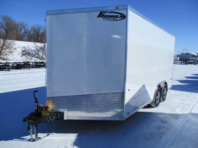 2019 Formula Trailers FSCAB8.5X16TE2FF Enclosed Cargo Trailer