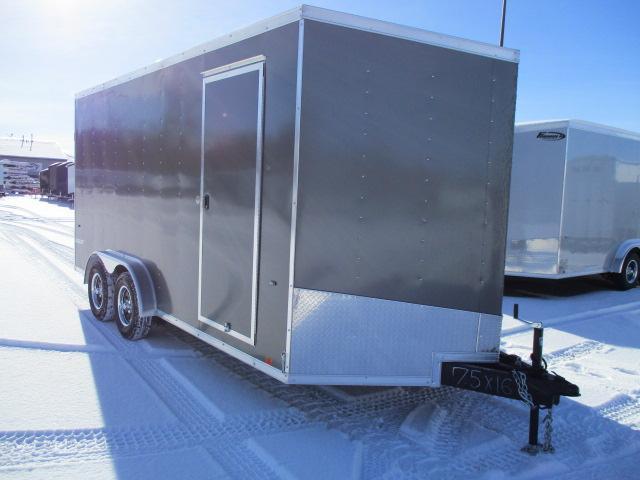 2019 Formula Trailers FSCAB7.5X16TE2FF Enclosed Cargo Trailer