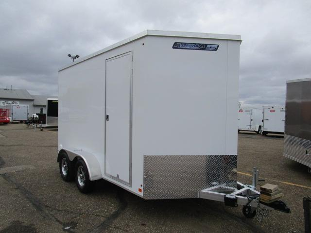 2019 Aluma ESW712TAR Enclosed Cargo Trailer