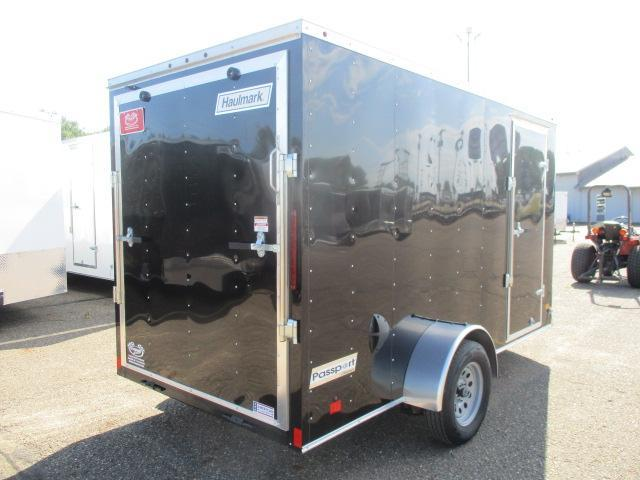 2019 Haulmark PP612S2-D Passport Enclosed Cargo Trailer