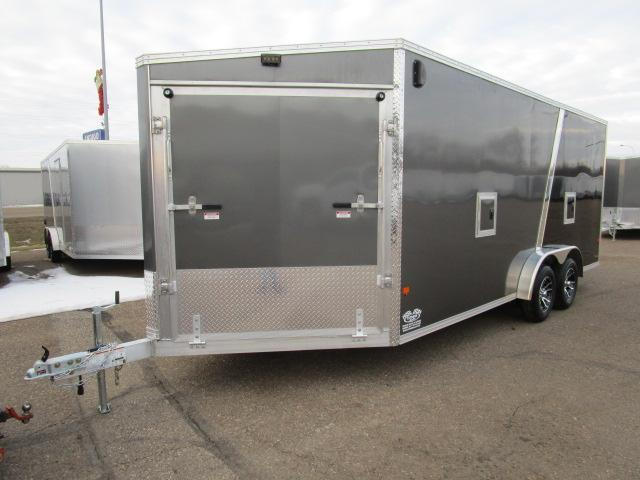 2019 EZ Hauler EZES7.5X18-IF Enclosed Snowmobile Trailer in Ashburn, VA