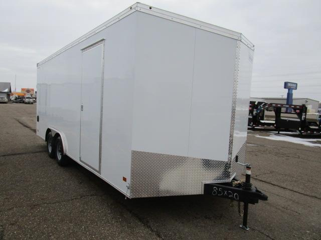 2019 Haulmark TSV8520T3 Enclosed Cargo Trailer