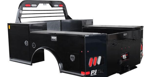 2018 PJ Truck Beds GT-02975642GM Truck Bed