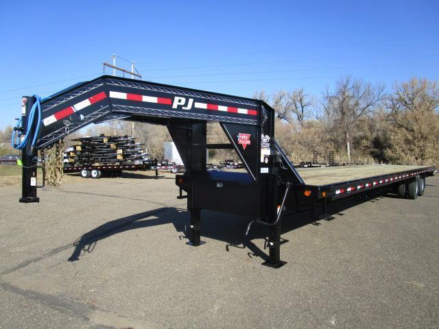 2019 PJ Trailers 40' Classic Flatdeck with Duals