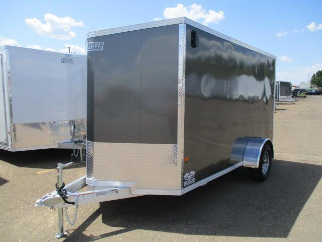 2019 EZ Hauler EZEC6X12SA-IF Enclosed Cargo Trailer