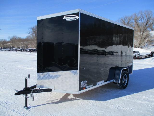 2019 Formula Trailers FSCAB6.0X12SI2FF Enclosed Cargo Trailer