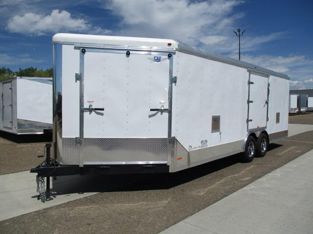 2019 MTI Trailers MSCT8.5X27TA3 Enclosed Cargo Trailer