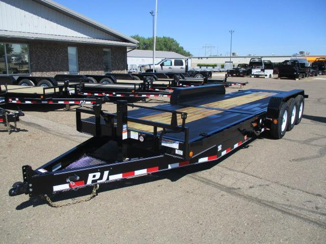 "2020 PJ Trailers 24'x8"" Channel Tilt Trailer"