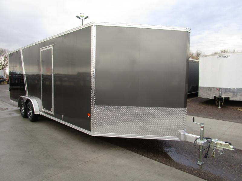 2019 EZ Hauler EZES7.5X22-IF Enclosed Snowmobile Trailer in Ashburn, VA