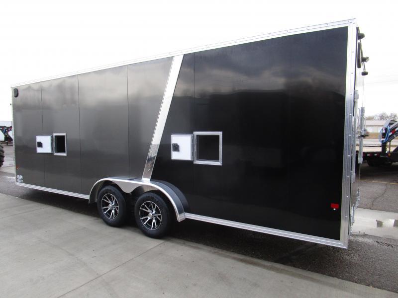2019 EZ Hauler EZES7.5X22-IF Enclosed Snowmobile Trailer