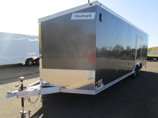 2018 Haulmark HAUV85X24WT3 Enclosed Cargo Trailer in ND