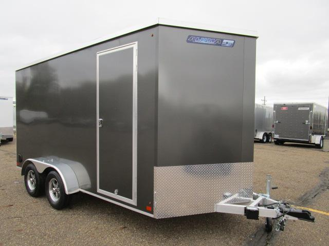 2019 Aluma ESW714TAR Enclosed Cargo Trailer