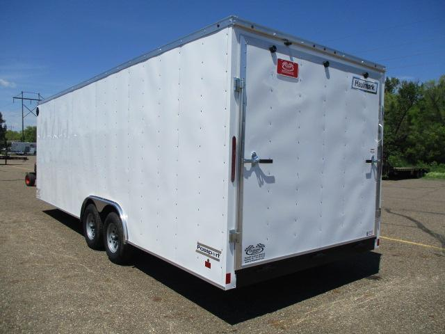 2019 Haulmark PP8524T3-D Enclosed Cargo Trailer