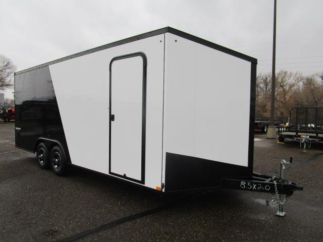 2019 Impact Trailers ISB8.520TA Enclosed Cargo Trailer