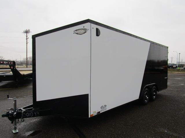 2019 Impact Trailers ISB8.520TA Enclosed Cargo Trailer