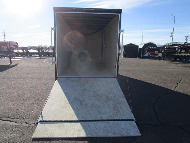 2019 Impact Trailers ISB716TA Enclosed Cargo Trailer