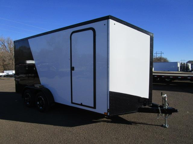 2019 Impact Trailers ISB716TA Enclosed Cargo Trailer