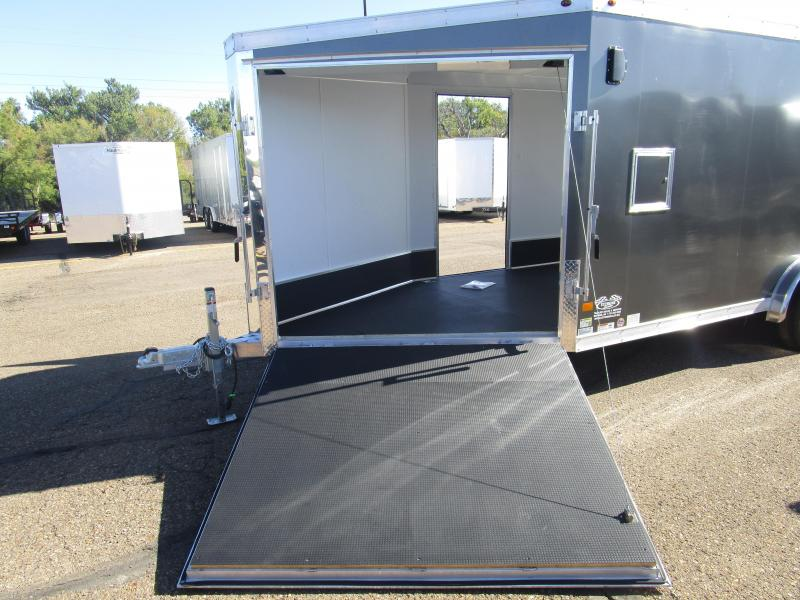 2018 Haulmark HAS75X18WT2 Snowmobile Trailer