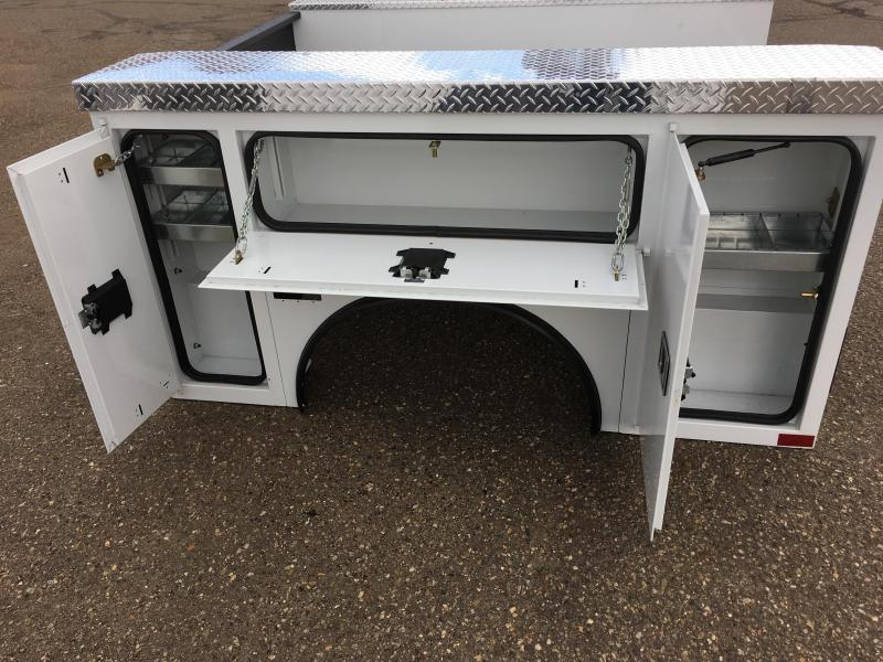 2018 PJ Truck Beds PJG8178VHFS Truck Bed Service Body