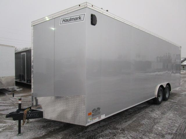2019 Haulmark TSV8524T3 Enclosed Cargo Trailer