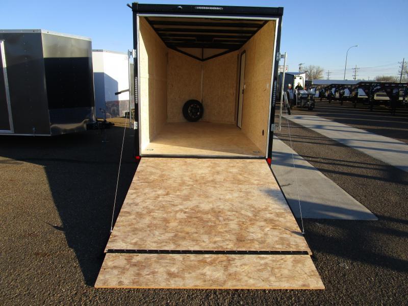 2019 Impact Trailers ISB714TA Enclosed Cargo Trailer