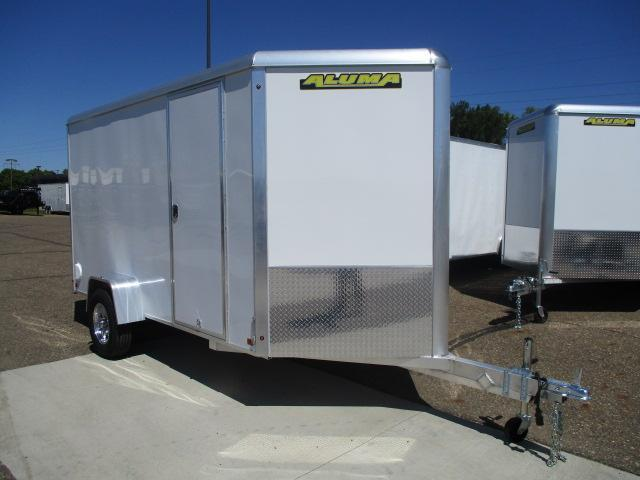 2020 Aluma AE612R Enclosed Cargo Trailer