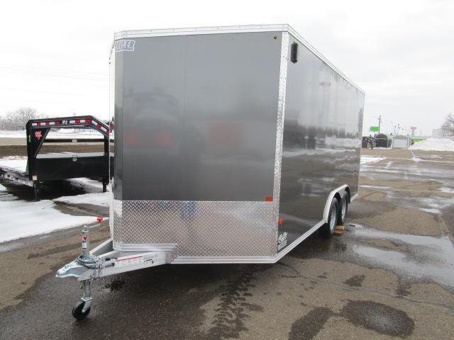 2018 EZ Hauler EZEC8X16CH-IF Enclosed Cargo Trailer