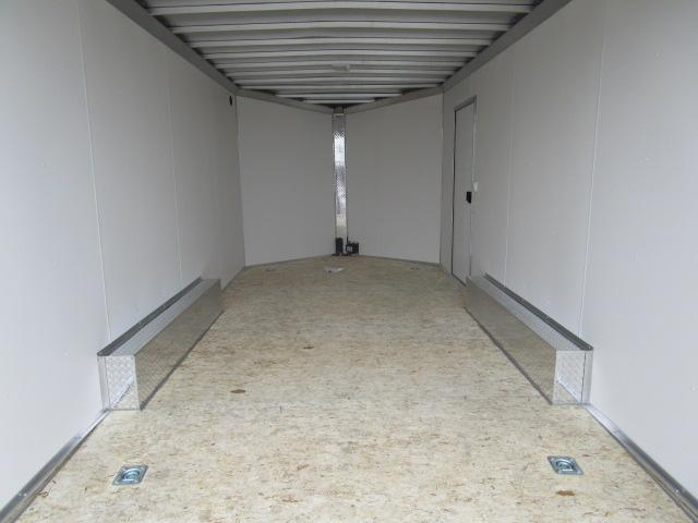2018 EZ Hauler EZEC8X16CH-IF Enclosed Cargo Trailer