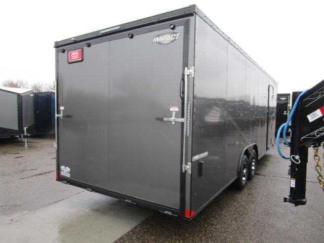 2019 Impact Trailers ISB8.524TA Enclosed Cargo Trailer