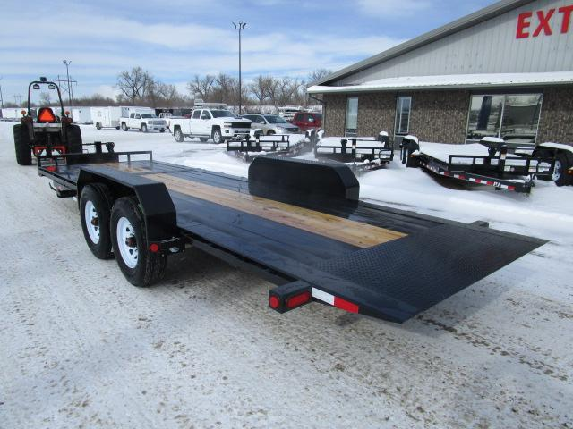 "2019 PJ Trailers 22' HD Equipment Tilt 6"" Channel"