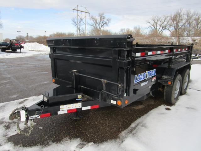 2014 Load Trail Dump Trailer