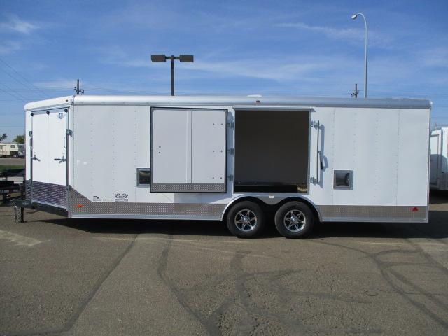 2019 MTI Trailers MSCT8.5X27TA3 Enclosed Cargo Trailer